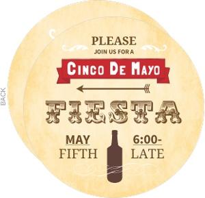 Western Style Fiesta Invitation