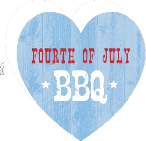 Blue Wood Fourth Of July Celebration