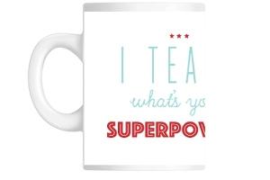 Superpower Teacher Custom Mug
