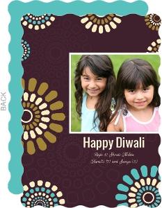 Diwali Fireworks Festive Diwali Card