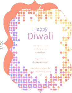 Bright colorful diwali card 4600 0 big antique