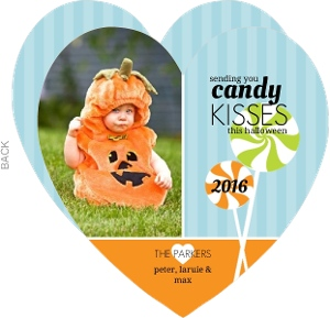 Country Fun Pumpkin and Owl Halloween Card