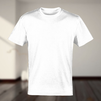 Design Your Own T-Shirt - White