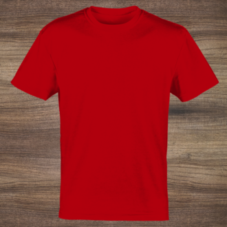 Design Your Own T-Shirt - Red