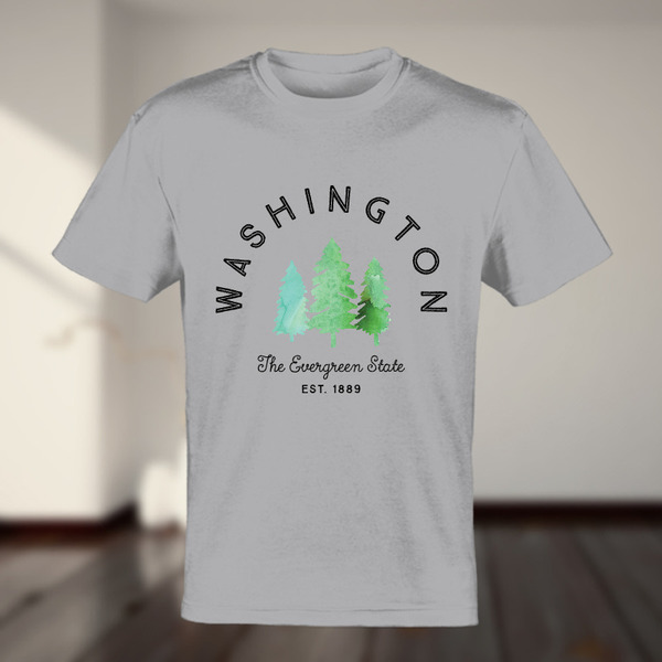 Evergreen Custom TShirt