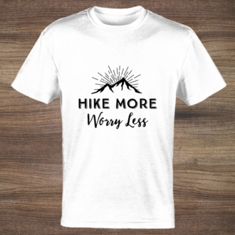 Hike More T-Shirt