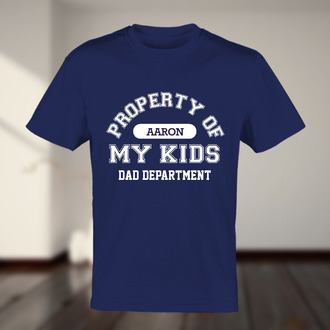 Dad Department T-shirt