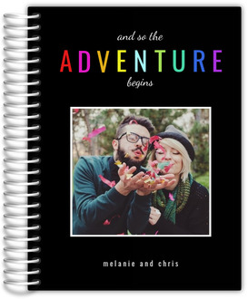 The Adventure Begins Wedding Planner