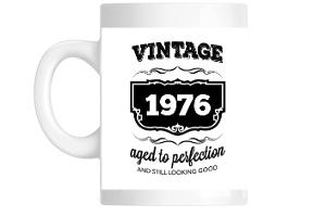 Aged To Perfection Vintage Mug