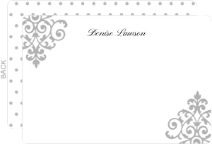 Corner decor business thank you card 54629 85780 0 big rounded