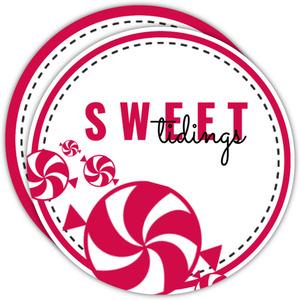 Sweet Tidings Holiday Card