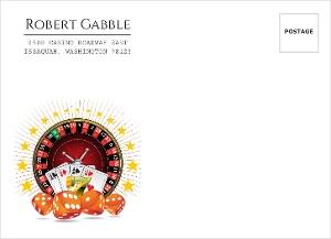 Fun Casino Games Envelope