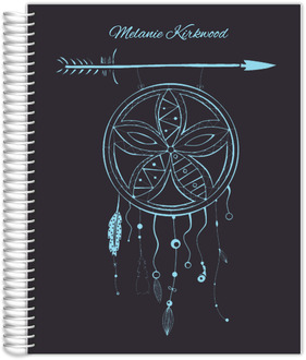 Whimsical Dream Catcher Weekly Planner