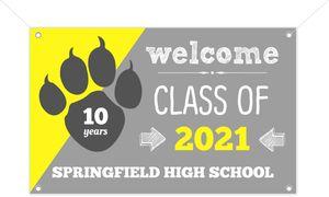 School Reunion Banner