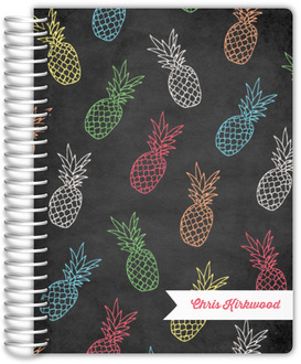 Tropical Pineapple Mom Planner