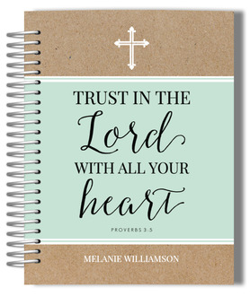 Trust With All Your Heart Planner