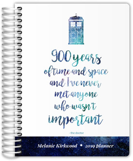 Time & Space Quote Planner