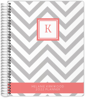Simply Chevron Student Planner