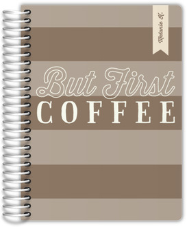But First Coffee Student Planner