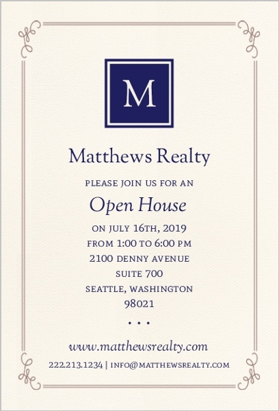 Business open house invitation militaryalicious business open house invitation cheaphphosting Image collections