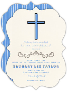 Simple Prayer Communion Invitation