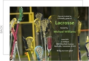Lacrosse Invite