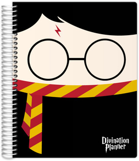 Cute Wizard Divination Mom Planner