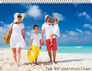 Family Vacation Calendar