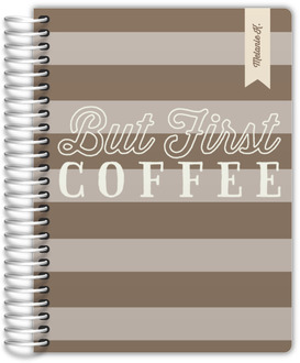 But First Coffee Daily Planner