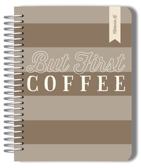 But First Coffee Monthly Planner