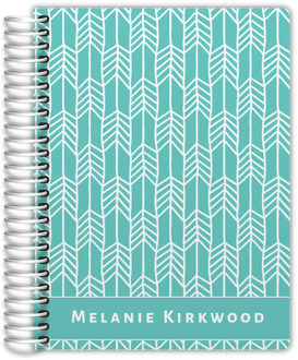Arrowhead Sketch Custom Monthly Planner
