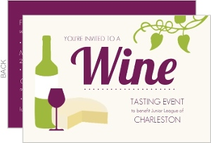 Wine And Cheese Party Invitations gangcraftnet