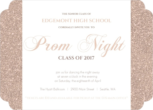 Prom invitations 2017 fashion dresses prom invitations 2017 stopboris Image collections