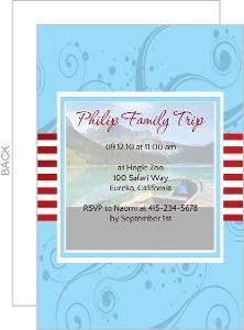 Family Trip Invitation