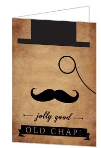 Jolly Good Congratulations Card