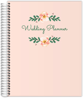 Floral Simplicity Wedding Planner