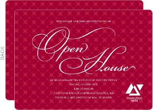 Diamond patterned business open house invitation 83415 118774 0 big rounded