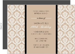 100th birthday invites 100th birthday selo l ink co