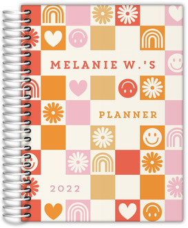 Color Swatch Student Planner