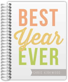 Best Year Ever Wedding Planner