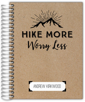 Hike More Travel Journal