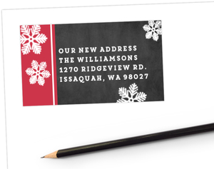 Our New Home Custom Address Label