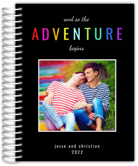 The Adventure Begins LGBT Wedding Planner