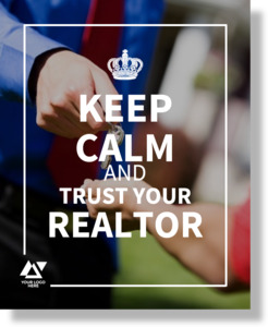 Trust Your Realtor Business Poster Print