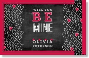 Be Mine Banner