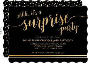 Cheap 50th Birthday Invitations Invite Shop