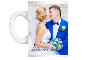 Blue Sea Tropical Custom Mug