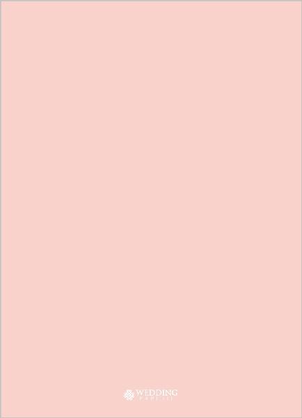 Pink Elegant Watercolor Flower Wedding Invite