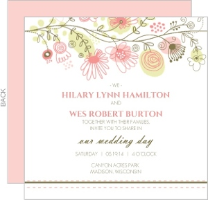 Free Invitation Card Template with great invitations example