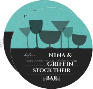 Stock Their Bar Couples Shower